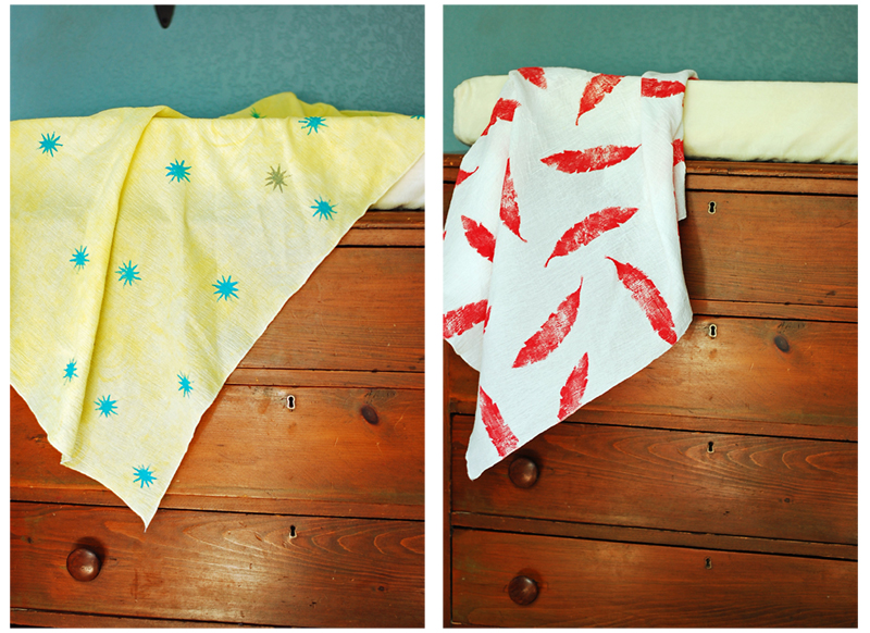 Swaddling And Receiving Blankets Gorgeous Gauze Swaddle Blankets DIY