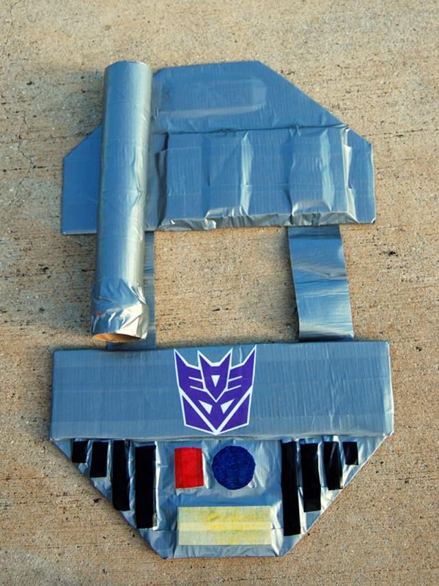 Megatron chest piece